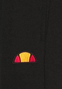 Ellesse - MIRKO - Pantalones deportivos - black - 7