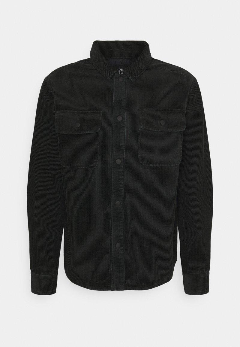 Converse - BUTTON DOWN - Overhemd - black