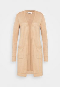 COZY DUSTER - Cardigan - light brown