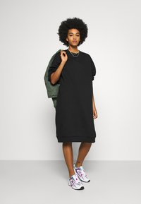 Weekday - PAYTON DRESS - Day dress - black - 1