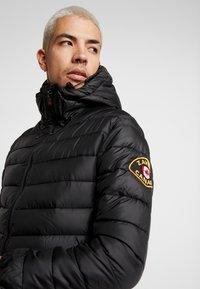 Alessandro Zavetti - AMIATA PADDED JACKET - Light jacket - black - 4