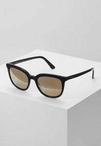 Prada - Sunglasses - top black/green - 0