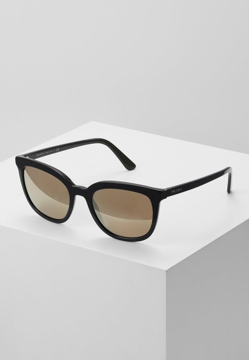 Prada - Sunglasses - top black/green