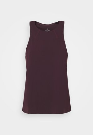 POWER MISSION WORKOUT - Top - plum red