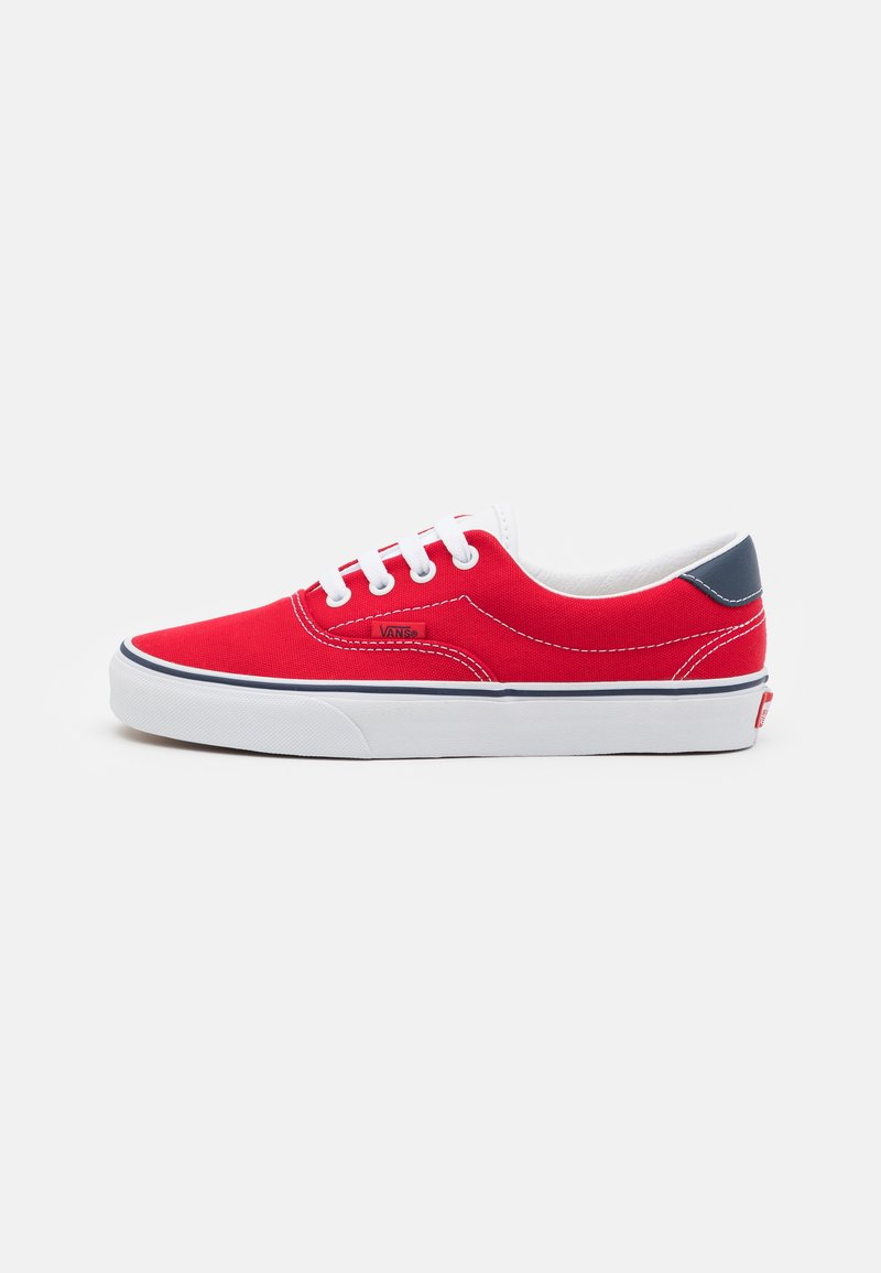 Vans - ERA 59 UNISEX - Sneakers - red/true white