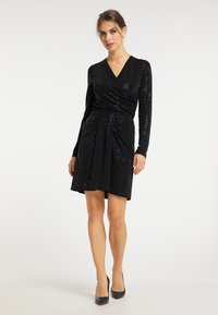 usha - A-line skirt - schwarz - 1