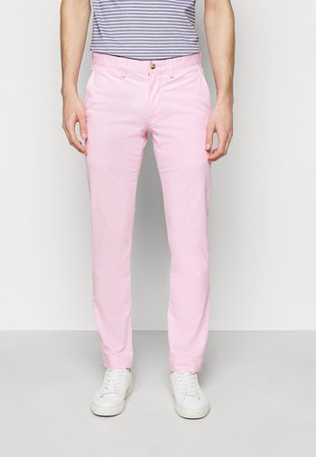 BEDFORD PANT - Chinos - carmel pink