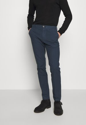 MENS MID FIT - Chino - navy