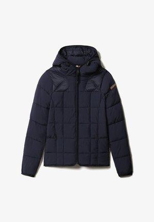 ARIEL - Winter jacket - blu marine