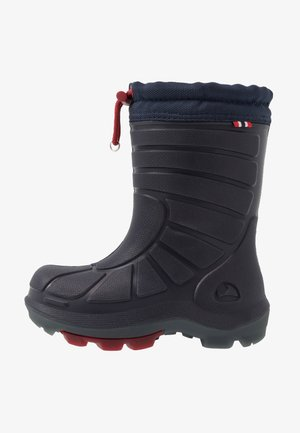 EXTREME - Wellies - navy/dark red