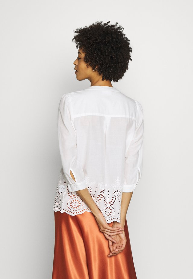 TILLY 3/4 - Blouse - offwhite