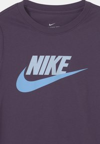 Nike Sportswear - FUTURA ICON TEE - Print T-shirt - dark raisin - 2