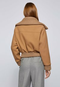 BOSS - JALEANA - Light jacket - light brown - 2