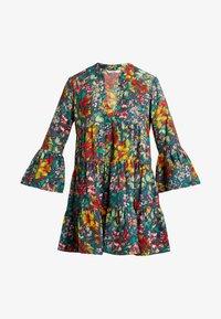 ONLY Petite - ONLREIGN ATHENA DRESS PETITE - Hverdagskjoler - ombre blue - 5