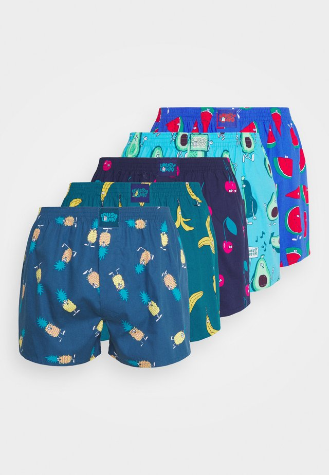 FUN 5 PACK - Boxer  - mixed blue
