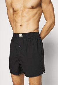 Levi's® - MEN PREMIUM CHECK 2 PACK - Boxer shorts - blue - 4