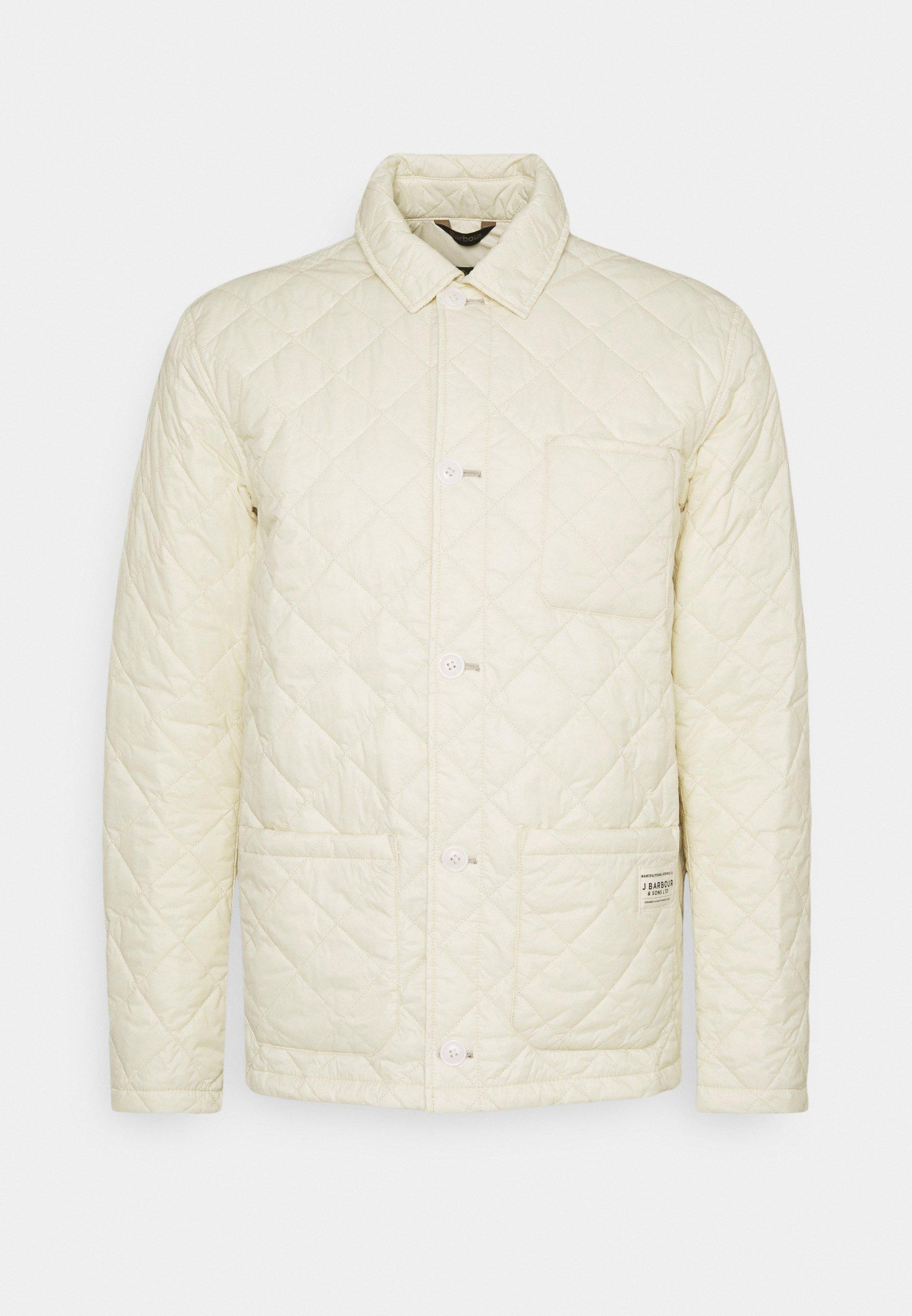 Men SOVAL QUILT - Light jacket
