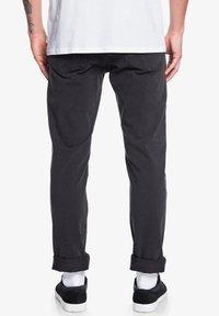 Quiksilver - KRANDY - Trousers - black - 2