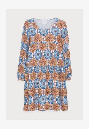 DRESS PRINTED - Day dress - light blue