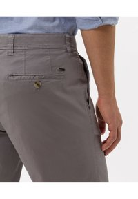BRAX - STYLE JIM S - CHINO - Trousers - grey - 4