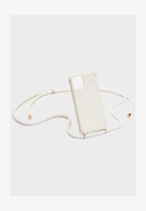 IPHONE 12 MINI - Phone case - beige/gold