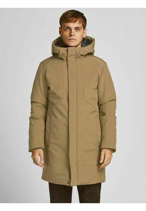 JPRBLAREID - Down coat - dark coat khaki