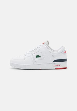 COURT CAGE  - Sneakersy niskie - white/navy/red