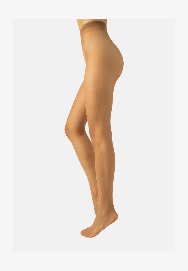 Collant - natural tan