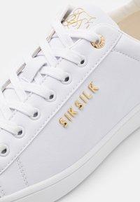 SIKSILK - ELITE  - Trainers - white - 5
