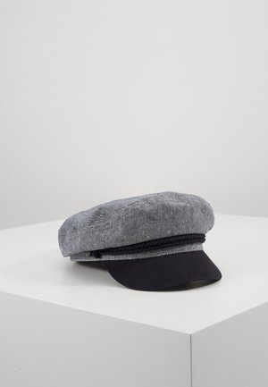 FIDDLER CAP - Beanie - navy/off white