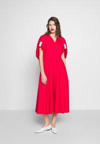 Vivetta - DRESS - Vestito estivo - red - 1