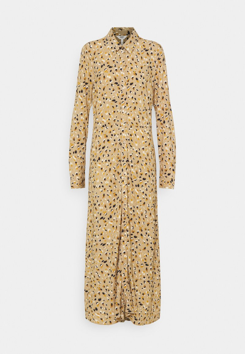 Object Tall - OBJLORENA LONG DRESS - Maxi dress - splash chi/hon/sky