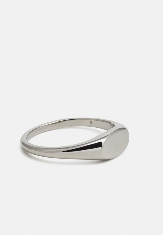 IDOL UNISEX - Anello - silver-coloured