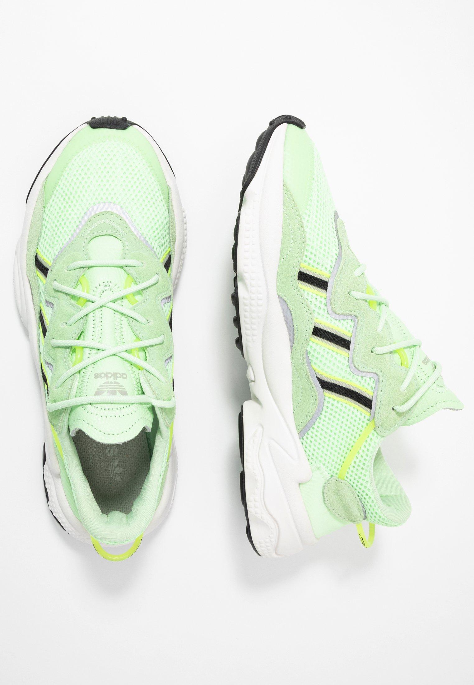 Svart + Grønn EQT + Falcon Sko | adidas NO