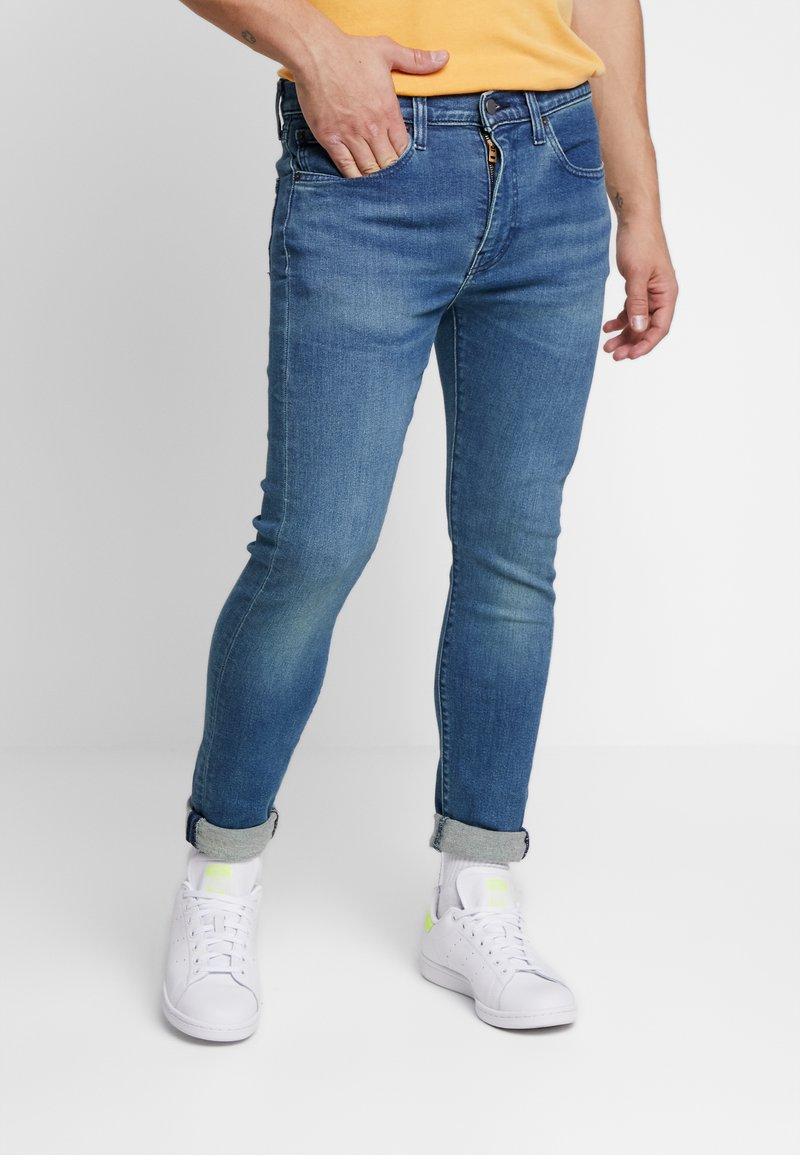 Levi's® - 519™ EXTREME SKINNY FIT - Jeansy Skinny Fit - sage oceanside
