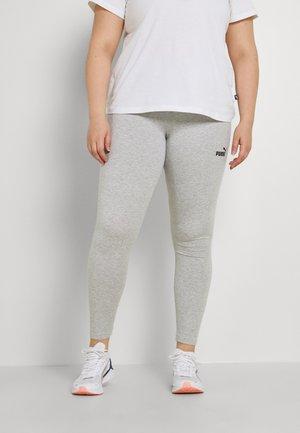 LEGGINGS PLUS - Tights - light gray heather