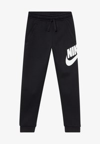 Nike Sportswear - CLUB PANT - Trainingsbroek - black/white - 3