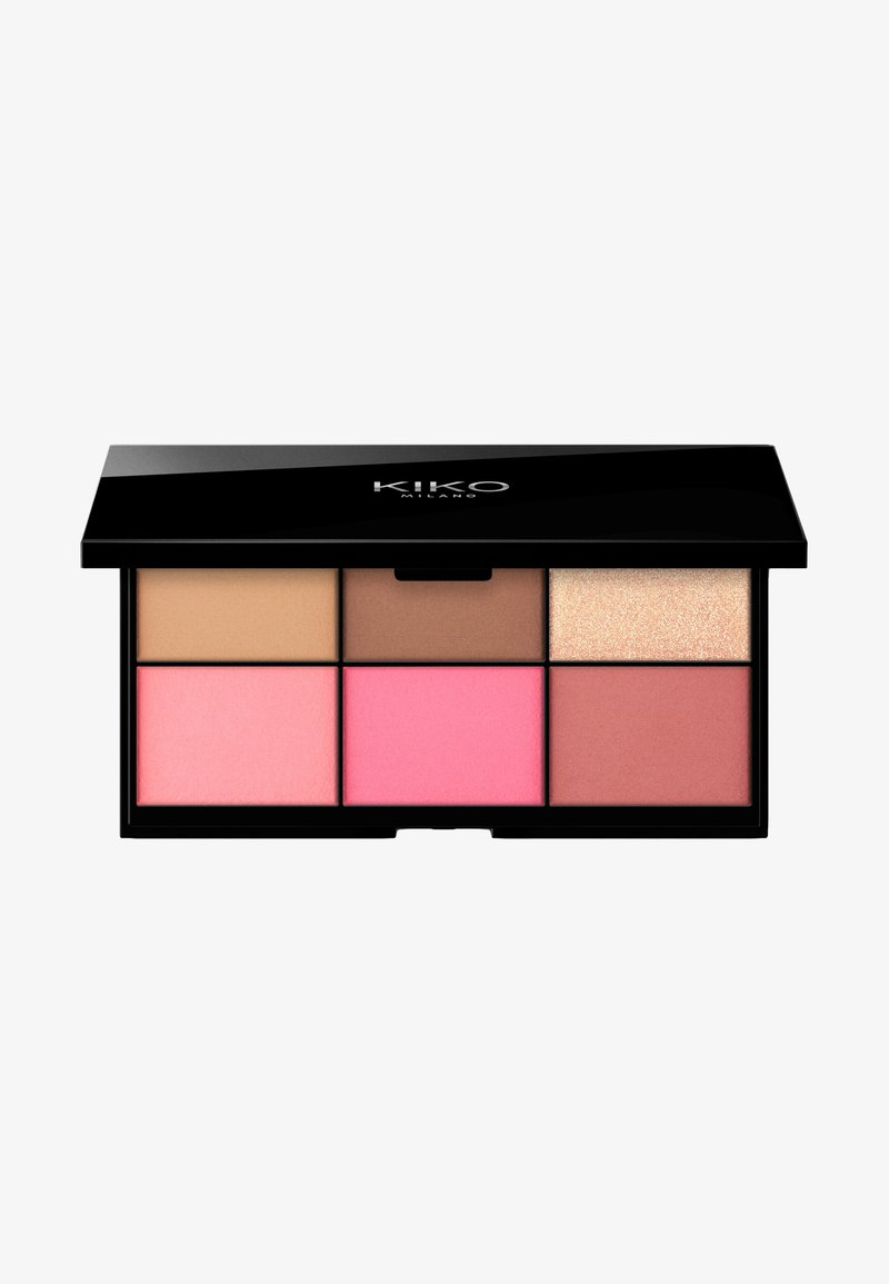 KIKO Milano - SMART ESSENTIAL FACE PALETTE - Palette pour le visage - 02 medium to dark