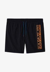 Napapijri - Swimming shorts - blu marine - 0