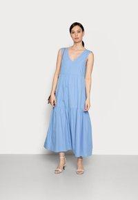 Love Copenhagen - WILSKA DRESS - Maxi dress - bel air blue - 1
