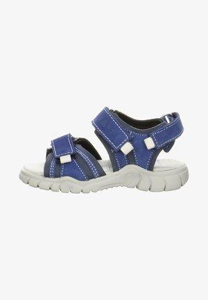 TURINO - Walking sandals - blue