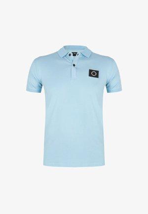 Poloshirt - blauw