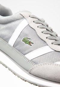 Lacoste - PARTNER  - Sneaker low - grey/white - 2
