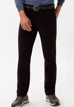 STYLE COOPER  - Trousers - black