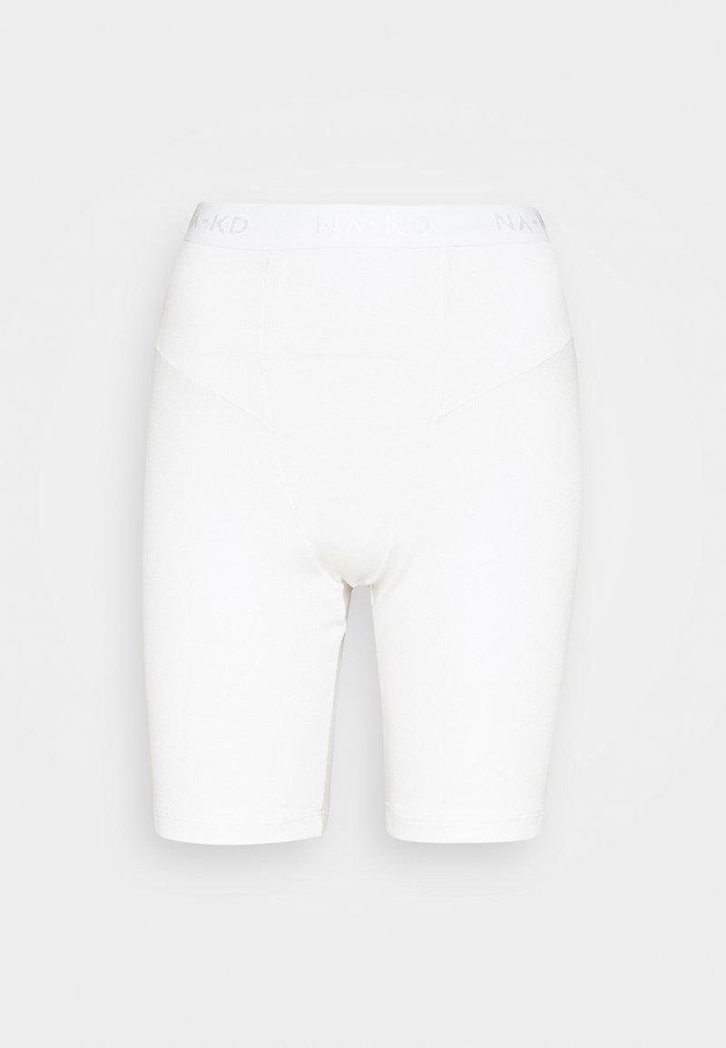 NA-KD - ZIA - Shorts - off white