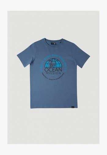 BANDA SEA - T-shirt print - walton blue