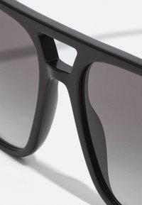 Burberry - UNISEX - Sunglasses - black - 4