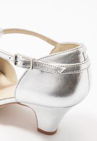 LAB - Classic heels - galaxy silver - 2