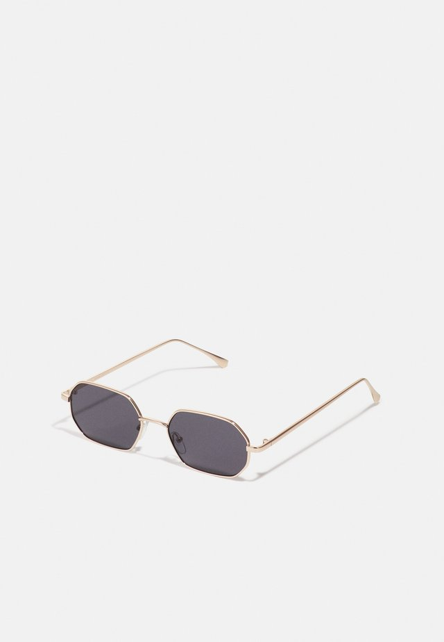 ONSSUNGLASSES BOX UNISEX - Solbriller - black/gold-colooured
