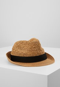 Burton Menswear London - TAN TRILBY - Hat - tan - 0